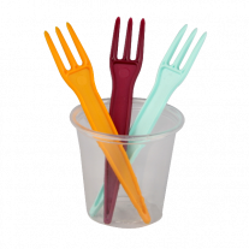 Pique frites Multicolore
