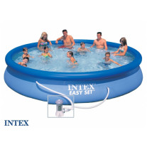 Piscine autoportante Intex 457x84cm