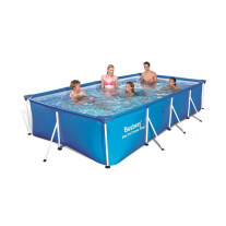 Piscine Tubulaire Intex 400x211cm