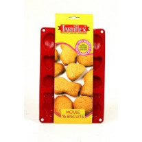 Moule 16 biscuits