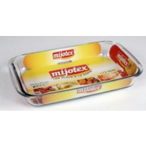 Plat rectangle 2,2L