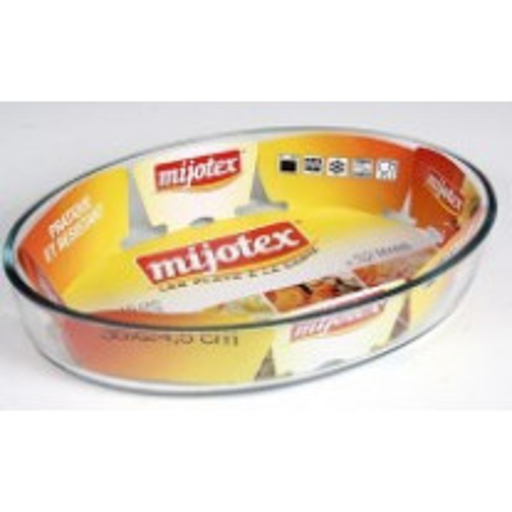Plat ovale 3,2L Mijotex