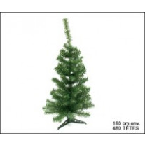 Sapin Vert 180 cm 480 Branches