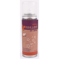 Vernis pailleté or 125mL