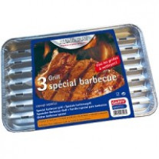 3 Grill spécial barbecue grand modèle