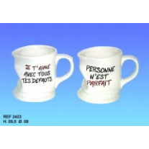 2 Mugs Humoristiques