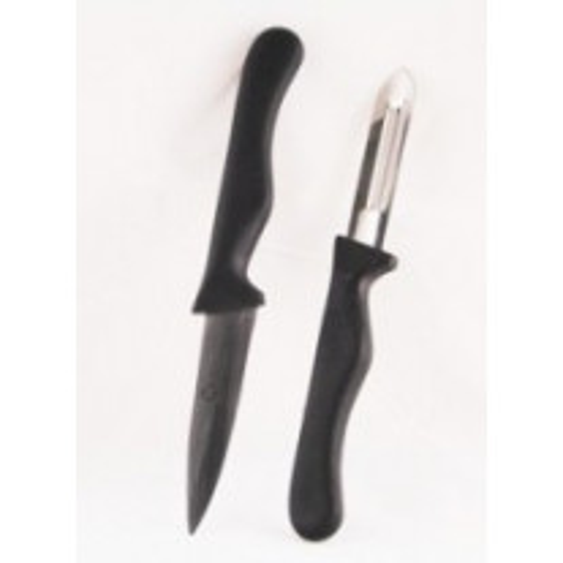 couteau et éplucheur