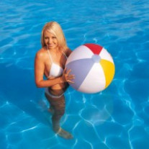 Ballon à gonfler 61cm