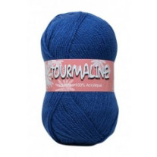 Laine Layette à tricoter Tourmaline Bleu Indigo