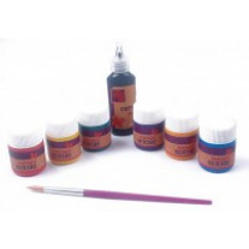 Kit peinture textile