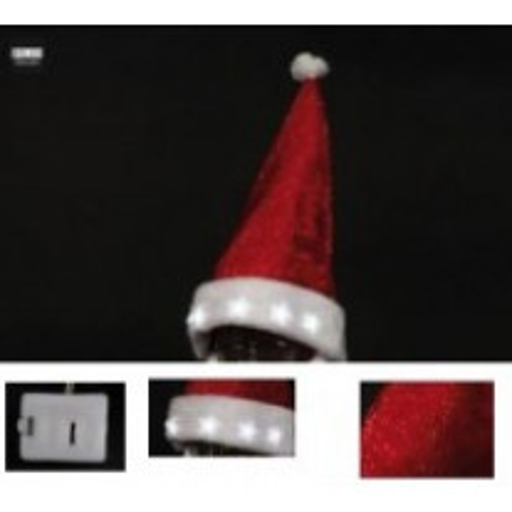 Bonnet du Père Noel