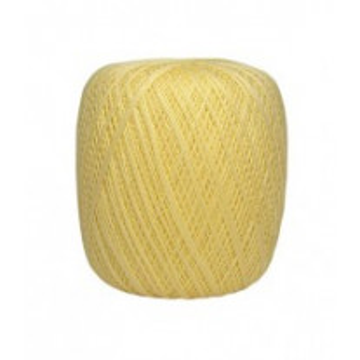 Coton à crocheter Déco8 Jaune Poussin