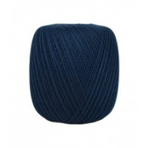 Coton à crocheter Déco 8 Bleu Marine