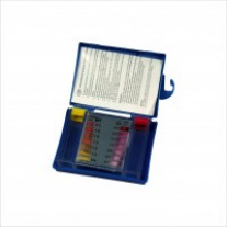 Trousse d'analyse Pastille CL + PH