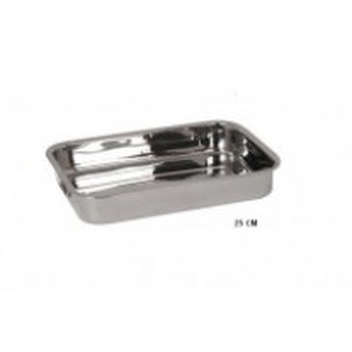 Plat à Lasagne Inox 25/30/35cm