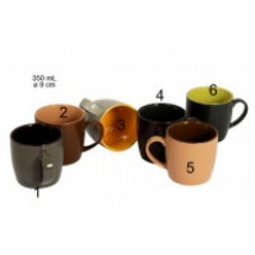 Mug droit Bicolore  Lounge