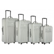 Valise chariot Grise