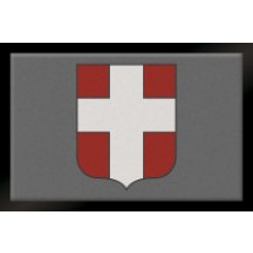 Tapis Région Savoie anti-poussière 40 X 60 cm