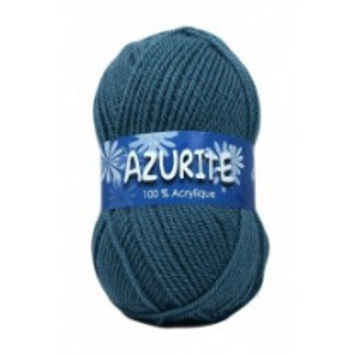 Pelote de laine Azurite Acrylique Bleu Nuit