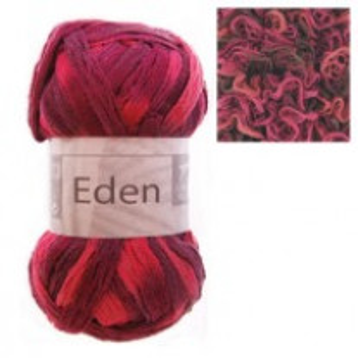 Fil à tricoter Cheval Blanc Eden Aubergine Prune