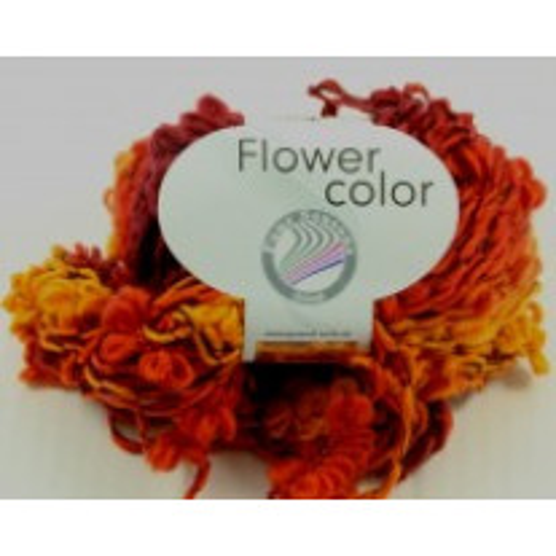 Pelote de laine Flower Color Grundl Volcan