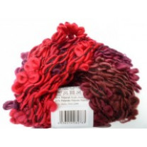 Pelote de laine Flower Color Grundl Prune Rouge