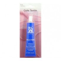 Colle textile en tube 30ml