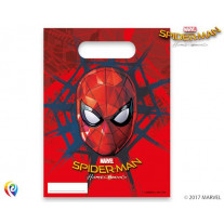Sachet a bonbon Spiderman