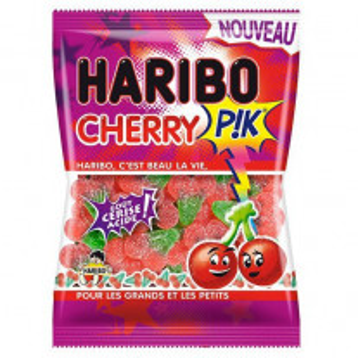 Sachet de bonbons Haribo Cherry Pik