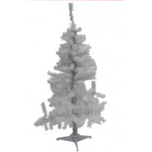 Sapin de Noel Artificiel Argent 120 cm