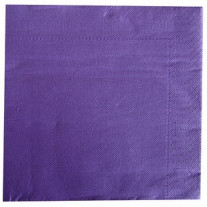 Serviette en papier Cocktail Violet