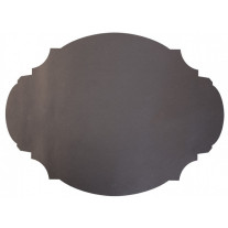 Set de table Vintage Kraft Noir