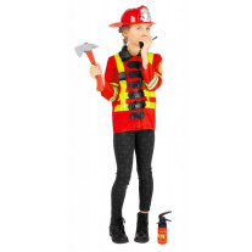 Set Pompier Enfant 7/9 ans