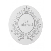 Sticker Just Married