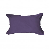 Taie d'oreiller rectangulaire Violet TODAY