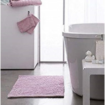 Tapis de bain Bubble Rose 50 x 80 cm