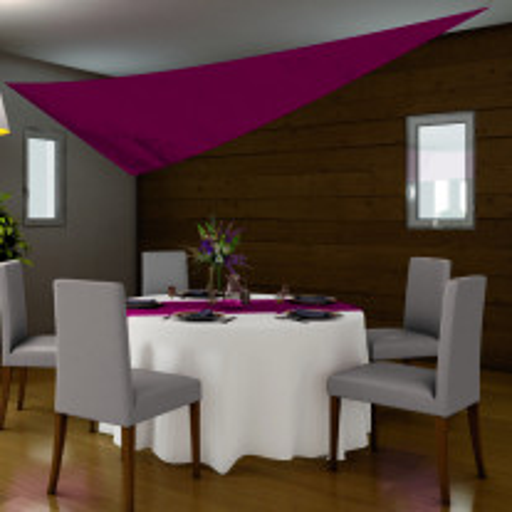 Tenture de Salle Triangle Bordeaux
