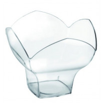 Verrine en plastique rigide Transparent Spring