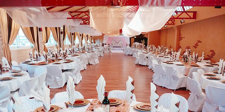 Fabuleux Décoration salle mariage pas cher -prix discount - Badaboum FB67